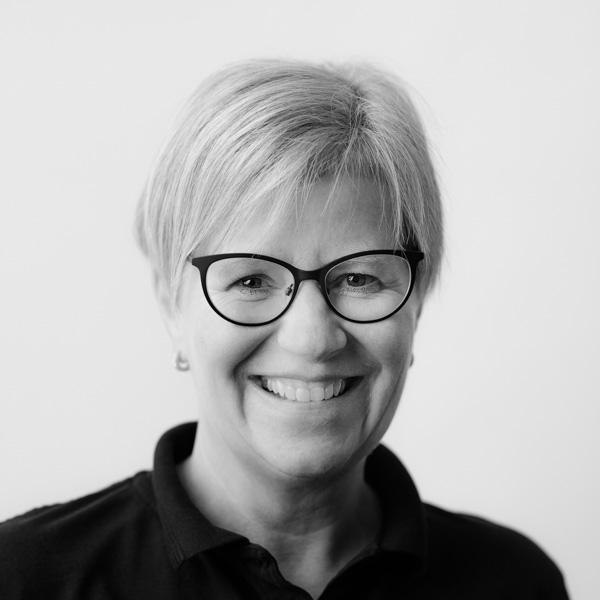 Klinikassistent Anni Saaby