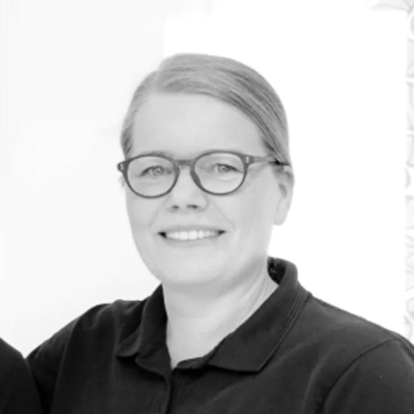 Klinikassistent / Receptionist Vicki Halvorsen