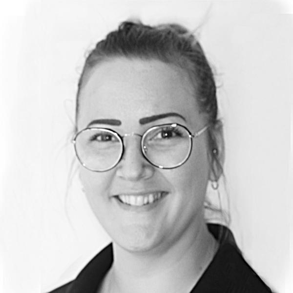 Klinikassistentelev Mia Olesen