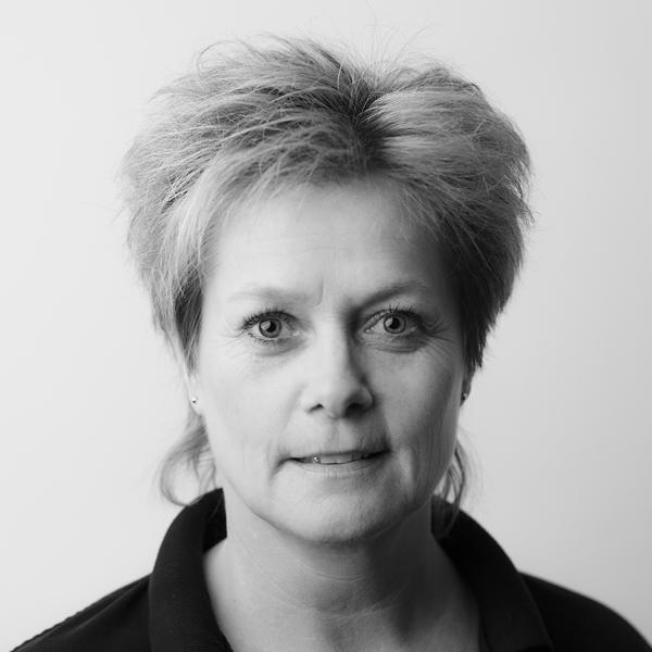 Klinikassistent Jeannet Pedersen