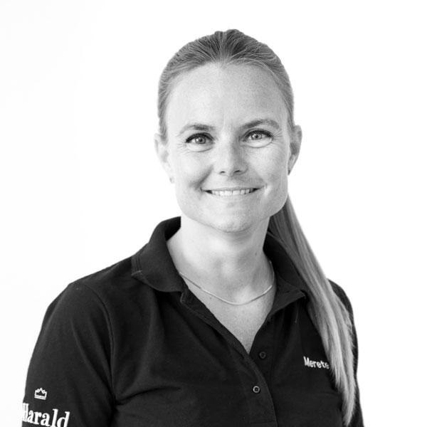 Klinikassistent  Merete Hav Antonsen