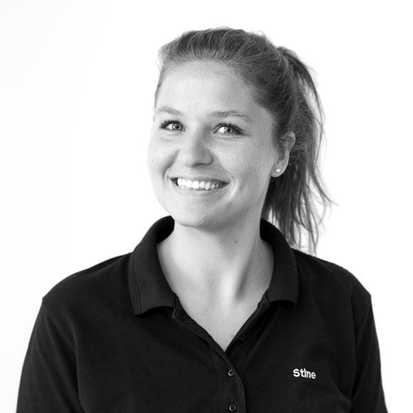 Klinikassistent  Stine Nielsen