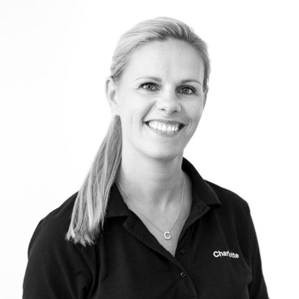 Klinikassistent  Charlotte Emblem Jørgensen