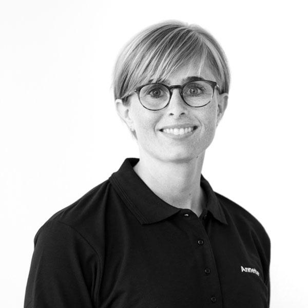 Klinikassistent  Annette Vilhelmsen
