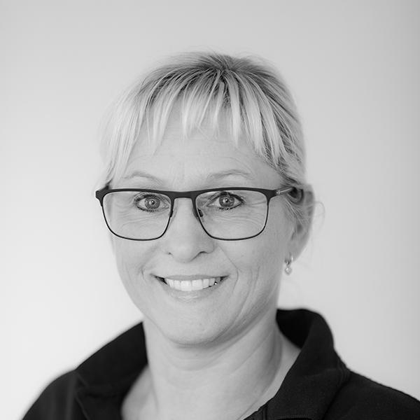 Klinikassistent Susanne Mørup