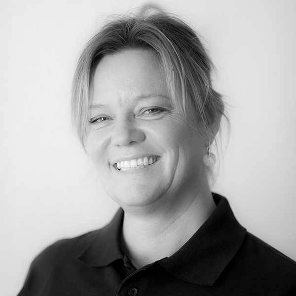 Klinikassistent Gitte Banke