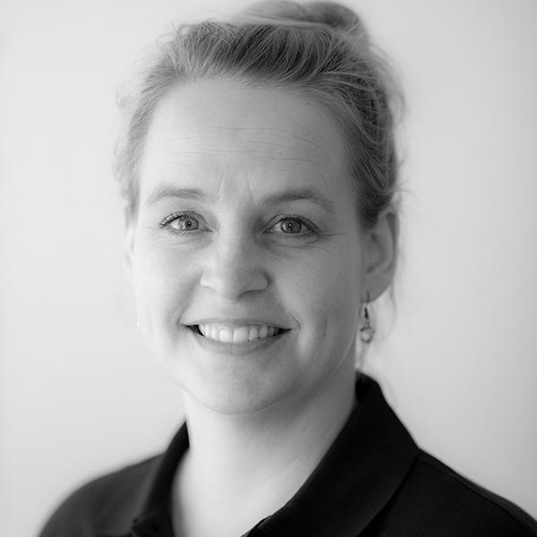 Klinikassistent Stine Bjørnø