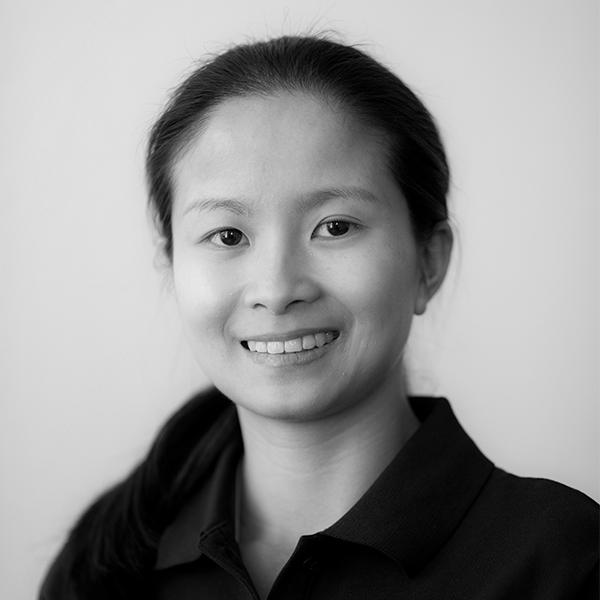 Klinikassistent Thi Tran