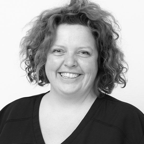 Klinikassistent Stine Hitz Madsen