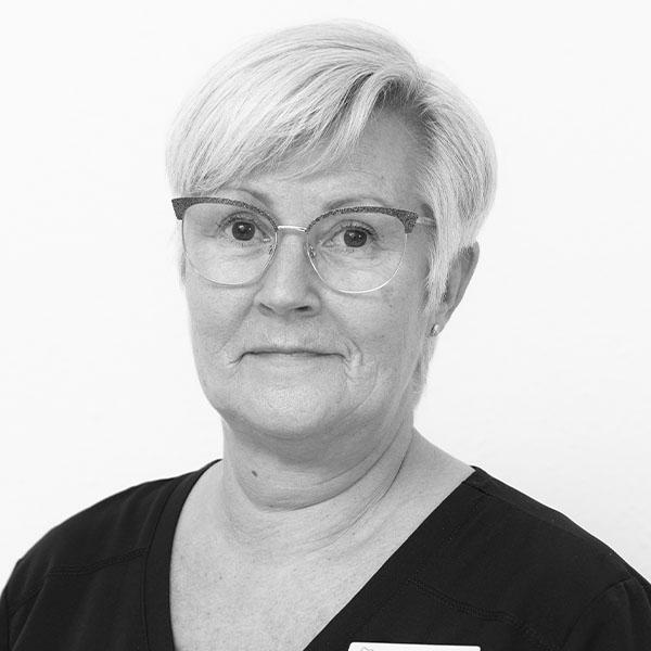 Klinikassistent Anne Vincentsen