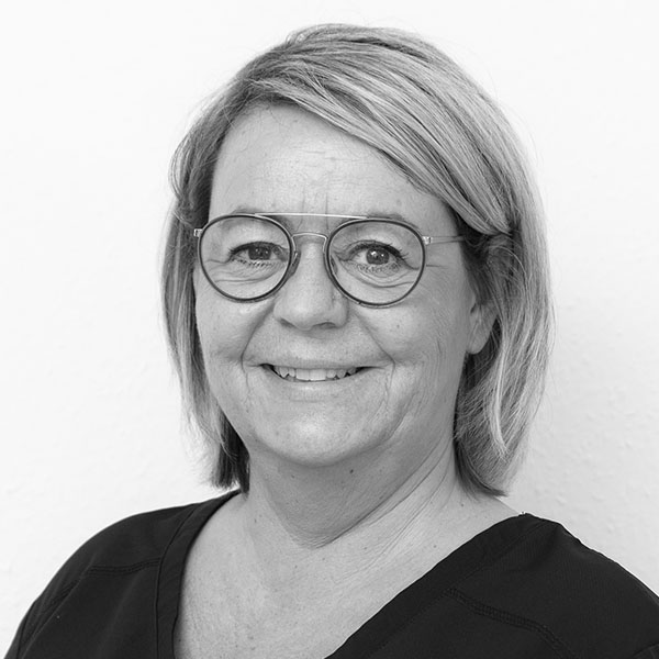 Klinikassistent Trine Korsbæk Larsen