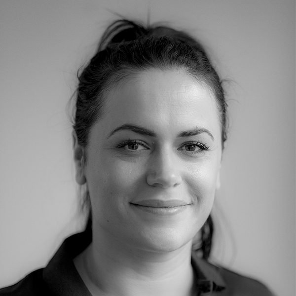Klinikassistent Dona Halilaj