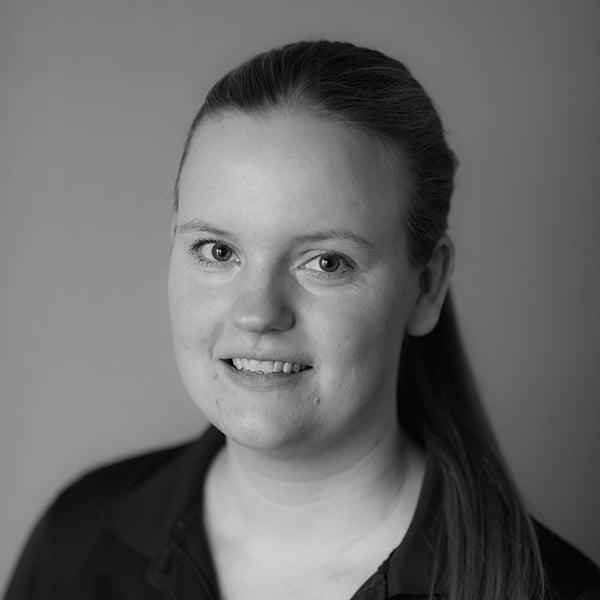 Klinikassistent Amalie Dyrby