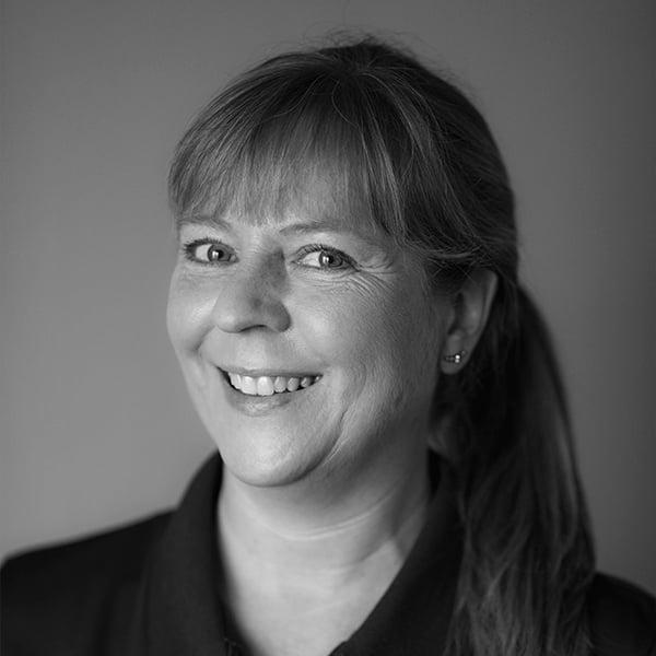 Klinikassistent Lise Andersen