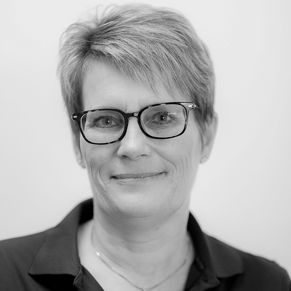 Servicemedarbejder Dorthe Jensen