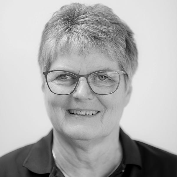 Receptionist Jonna Hansen