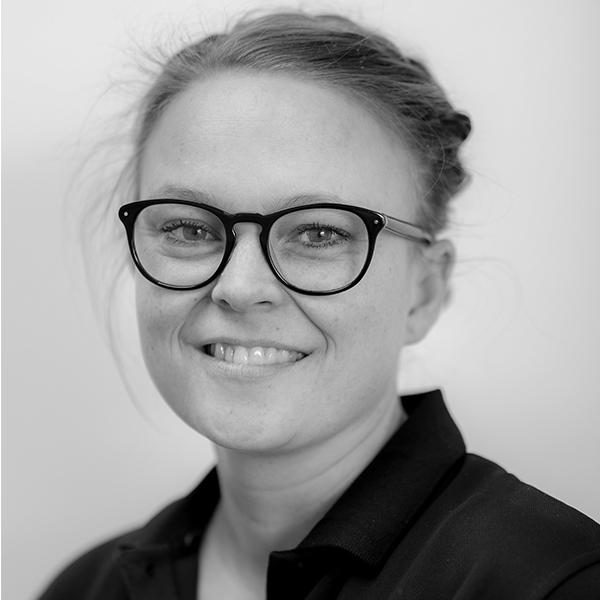 Klinikassistent Kristine Lund Nielsen