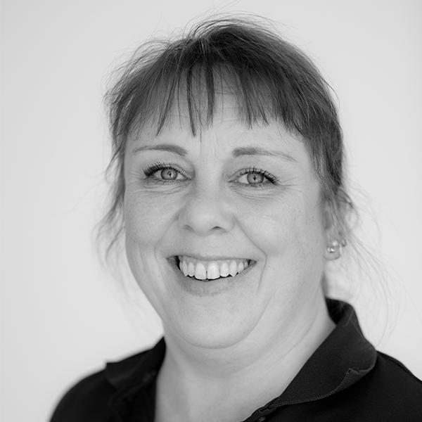 Klinikassistent  Sandra Rasmussen